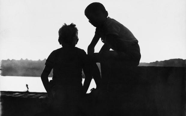Pino Pascali, Due bambini, 1965