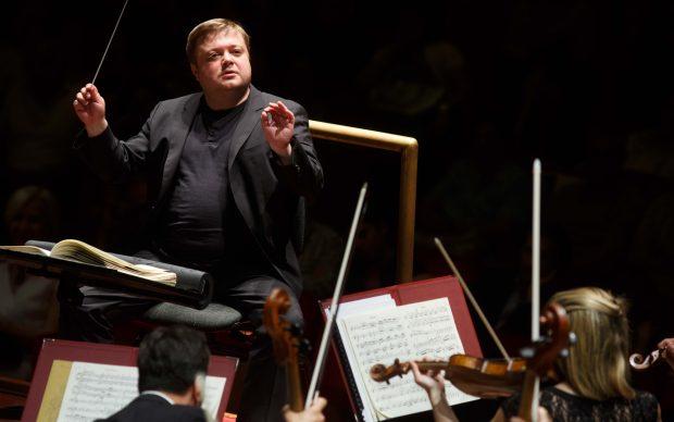 Stagione di Musica Sinfonica Orchestra dell'Accademia Nazionale di Santa Cecilia Mikko Franck direttore ©Musacchio & Ianniello