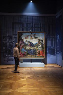 Raffaellino der Garbo, The Lamentation, c. 1500, Panel 187.5 × 196.7 cm © Bayerische Staatsgemäldesammlungen, Alte Pinakothek, München Photo: Haydar Koyupinar