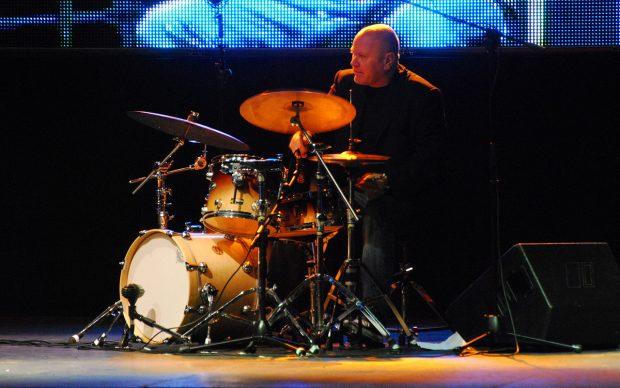 Roberto Gatto al festival della rivista Internazionale. Ferrara, 2 ottobre 2010