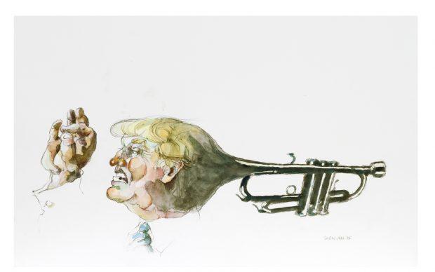 Sandro Gorra, The Trumpet