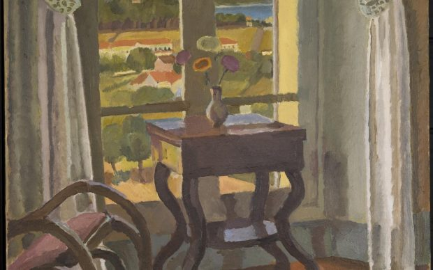 Vanessa Bell, Interior with a Table, 1921, Tate