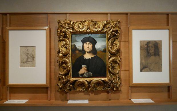 Vasari artisti bolognesi gallerie uffizi mostra
