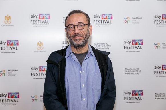 Vittorio Cosma, Sky Arte Festival Palermo, ottobre 2018