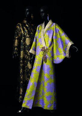 Evening Ensembles, Autumn-Winter 1994,  Haute Couture collection, Musée Yves Saint Laurent Paris © Yves Saint Laurent / photo Sophie Carre