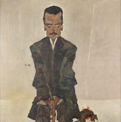 Egon Schiele, Portrait of Eduard Kosmack, 1910 © Belvedere, Vienna