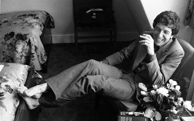 ©Michael Putland, Leonard Cohen