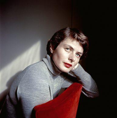 Ingrid Bergman, Italië, 1953 © Chim (David  Seymour), Magnum  Photos. Courtesy  Chim  Estate