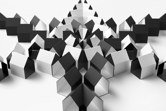 Escher X nendo. Between Two Worlds, National Gallery of Victoria, Melbourne, Australia, fino al 7 aprile 2019