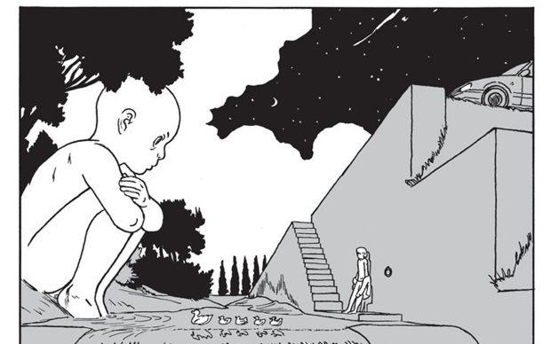 Fumetto Luna del Mattino Coconino Press