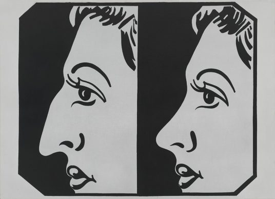 Andy Warhol,   Before and After  [4] , 1962.  Whitney Museum  of  American  Art,  New York; purchase  with funds from  Charles Simon,  71.226 © The Andy Warhol Foundation for the Visual Arts, Inc. / Artists Rights Society (ARS) New York