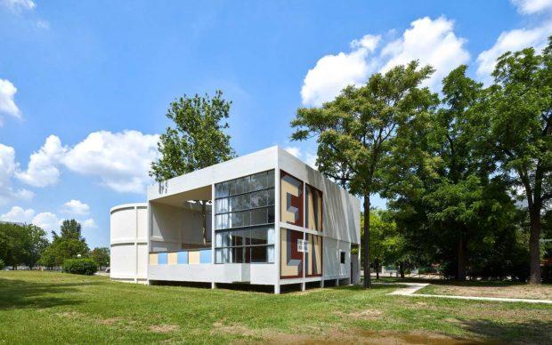Le Corbusier Padiglione Esprit_Nouveau 2018 Bologna Foto_Federico_Covre