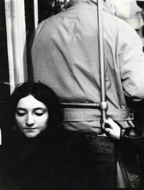 Lisetta Carmi, La Metropolitana,Parigi,1965 @Lisetta Carmi, courtesy Martini & Ronchetti 020