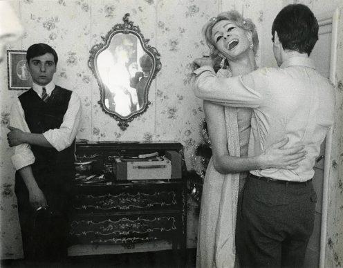 Lisetta Carmi, I Travestiti, Genova, 1965, ©Lisetta Carmi, courtesy Martini & Ronchetti