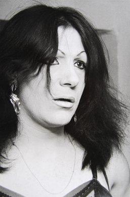 Lisetta Carmi, I Travestiti, La Novia,1965-1971,©Lisetta Carmi, courtesy Martini & Ronchetti
