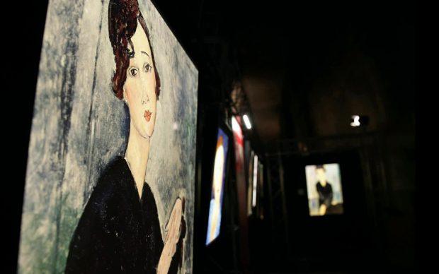 Modigliani Experience Les Femmes Palermo