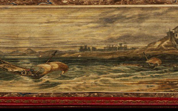 Scott, Walter, Sir. Marmion; a Tale of Flodden Field. Eighth edition. Edinburgh, George Ramsay, 1811