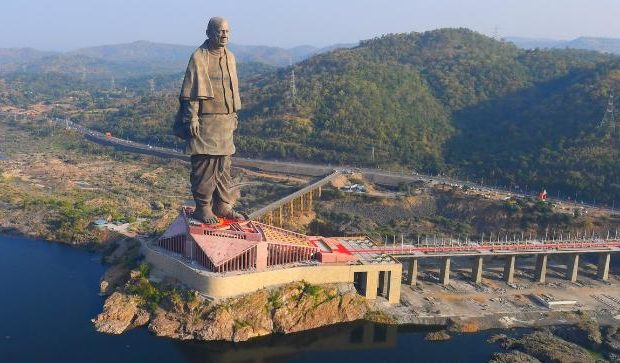 Sardar vallabhbhai patel statua - State of Unity India