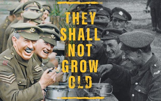They Shall Not Grow Old, regia di Peter Jackson