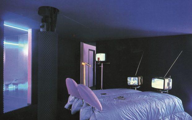 Ugo La Pietra, La Casa Telematica, 1983. Courtesy of Archivio Ugo La Pietra, Milano