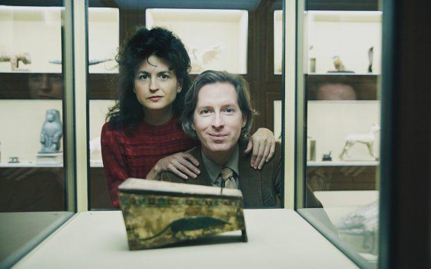 Wes Anderson & Juman Malouf (1.9 MB) © KHM-Museumsverband Photo: Rafaela Proell