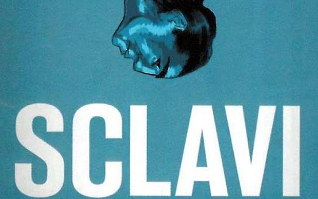 tiziano sclavi graphic novel le voci dell'acqua