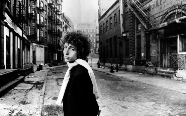 Jerry Schatzberg, The Saturday Evening Post: Bob Dylan, July 30, USA 1966