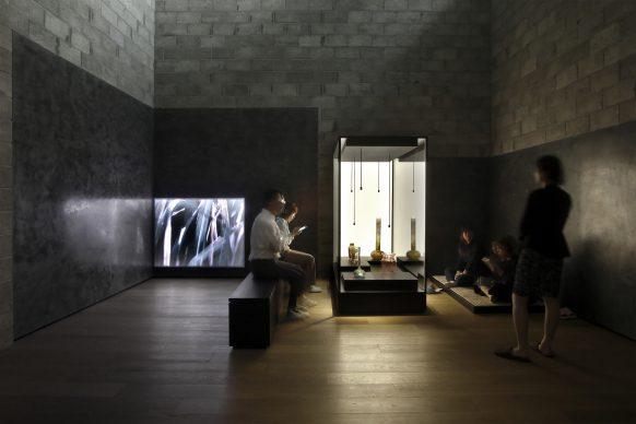 INSIDE World Festival of Interior - Vincitore Categoria Display: Yumin Art Noveau Collection by JAC Studio (Image credit:  Yoonsung Choi + Jeongyoun Hong + Mathias Kromann Rode)