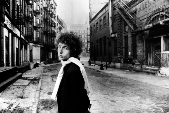 Dylan / Schatzberg, Skira editore © 2018 Jerry Schatzberg - Fotografie per la copertina di Saturday Evening Post, 1966