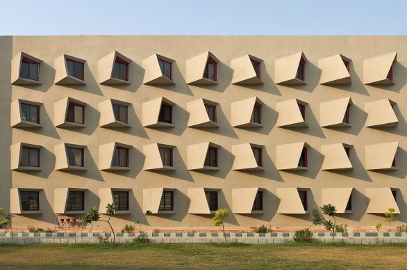 World Architecture Festival - Categoria Large Scale Housing - Completed Building, Vincitore: The Street (Matura, India) by SANJAY PURI ARCHITECTS - Credit: SANJAY PURI ARCHITECTS