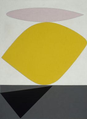 Victor Vasarely (1906–1997), Sauzon, 1950, Private collection. Courtesy Patrick Derom Gallery © VG Bild-Kunst, Bonn 2018 Photo: Luc Schrobiltgen