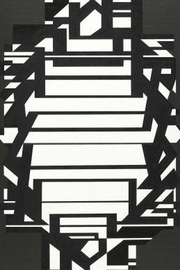 Victor Vasarely (1906–1997), Mindoro II, 1954- 1958, Centre Pompidou, Paris Musée national d'art moderne / Centre de création industrielle © VG Bild-Kunst, Bonn 2018 Photo: Bertrand Prévost