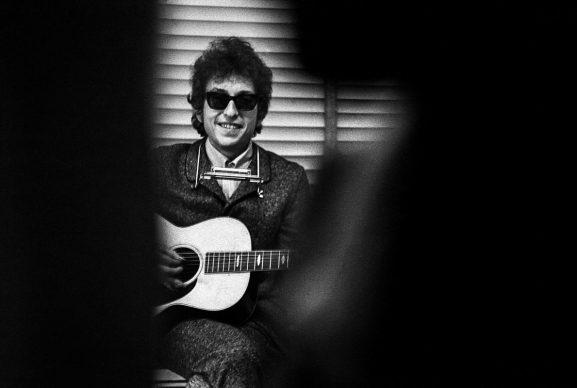 Dylan / Schatzberg, Skira editore © 2018 Jerry Schatzberg - Il concerto di Mineola, 1965