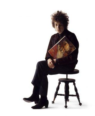 Dylan / Schatzberg, Skira editore © 2018 Jerry Schatzberg - Dylan scherza, 1965