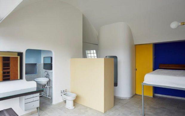 Appartamento Le Corbusier Parigi restauro apertura al pubblico