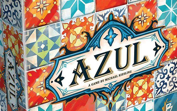Azul gioco da tavolo azulejos