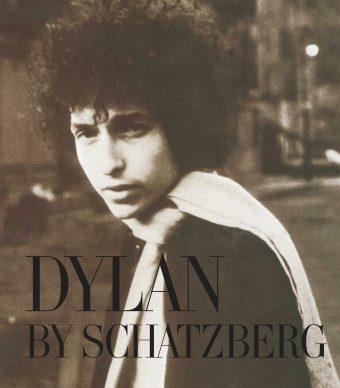 Dylan / Schatzberg, Skira editore © 2018 Jerry Schatzberg - Copertina del libro fotografico