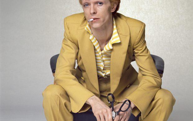 Terry O'Neill, David Bowie. Londra, 1974