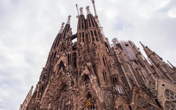Sagrada Familia Enters Final Construction Phase