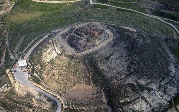 Herodium Gerusalemme Israele