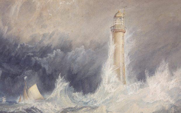 Joseph Mallord William Turner, Bell Rock Lighthouse