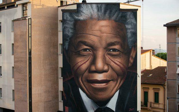 Jorit, Nelson, murale, Firenze ®Marco Borrelli