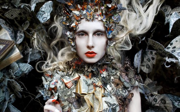 Kirsty Mitchell, The Ghost Swift