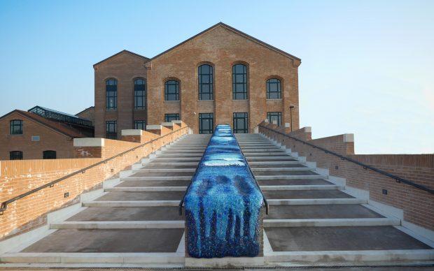 L'ingresso esterno di Classis Ravenna - Museo della Città e del Territorio