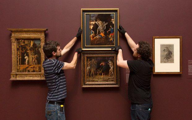 Mantegna riscoperto alla National Gallery Londra