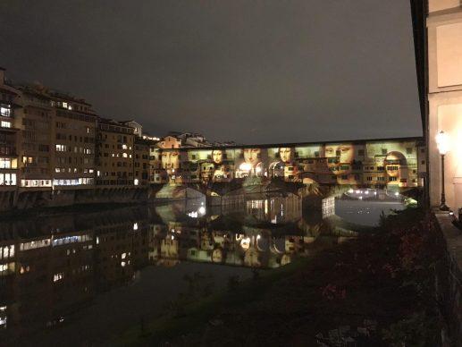 Firenze Light Festival 2018 – Foto Courtesy MUS.E Firenze