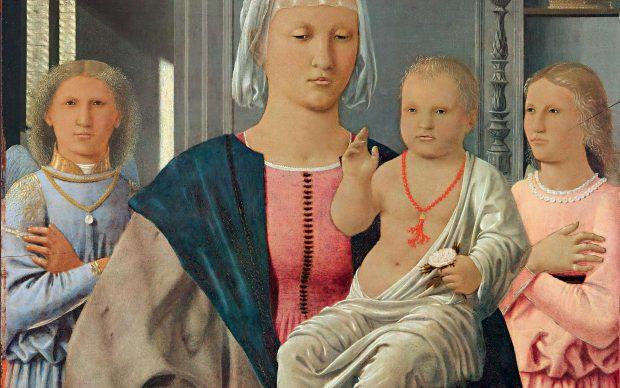 Piero della Francesca, Madonna di Senigallia
