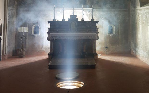 Pozzo di Sant'Antonino Chiesa di Santa Maria in Cortina Piacenza