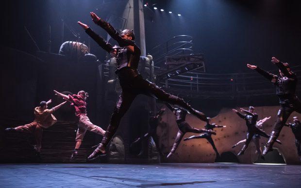 Romeo e Giulietta balletto LAC Lugano ph. J.C. Carbonne