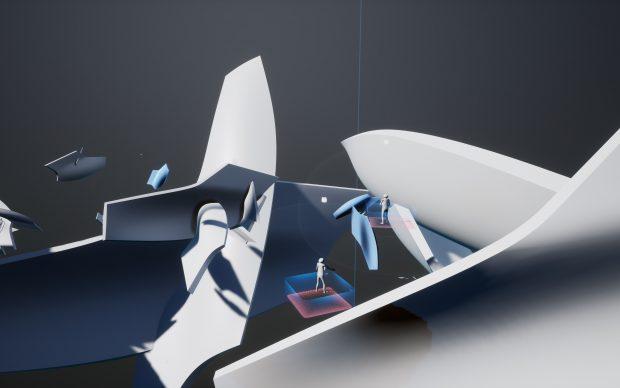 Zaha Hadid Architects, Project Correl, realtà virtuale, Città del Messico